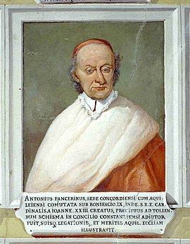 Antonio II., Panciera