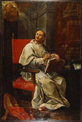 Petrus, Kardinal, Heiliger
