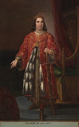 Sancho III., Kastilien, König