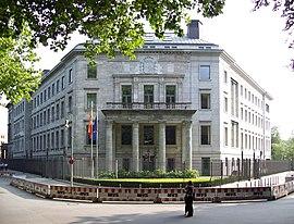 Spanien. Embajada (Deutschland)
