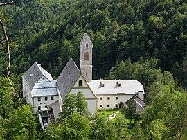 Benediktinerabtei Sankt Georgenberg (Fiecht)