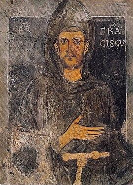 Franz, von Assisi, Heiliger