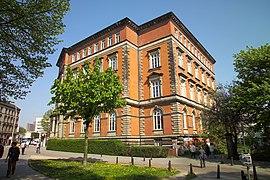 Ärztlicher Verein (Hamburg). Bibliothek