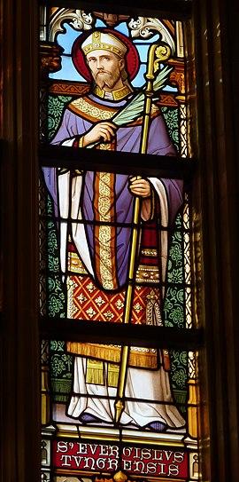 Evergislus, Köln, Bischof, Heiliger