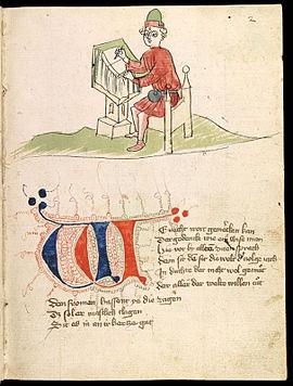 Ulrich, von Zatzikhoven