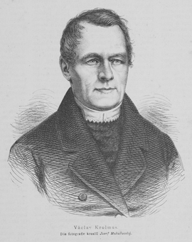 Krolmus, Václav