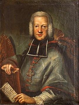 Vigilius Augustin, Lavant, Bischof