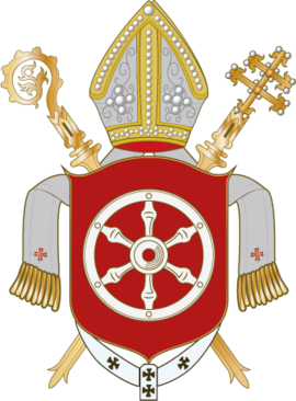 Katholische Kirche. Diözese Mainz