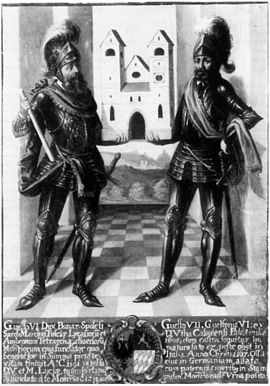 Welf VII., Tuscia, Marchese