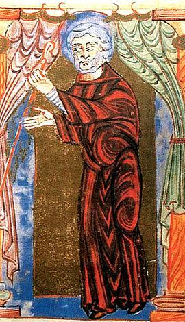 Wunibald, Heidenheim, Abt, Heiliger